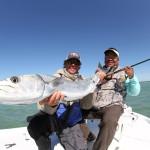 John & Justin pre fishing