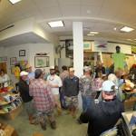 Cuda Bowl crowd