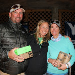 First Runner-Up Lady Angler Lynn Bell and Capt. Rob Kramarz