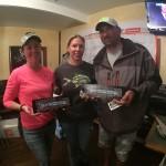 Runner-Up Lady Angler Lynn Bell & Capt. Rob Kramarz